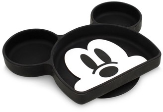 Disney Mickey Mouse Silicone Grip Dish by Bumkins