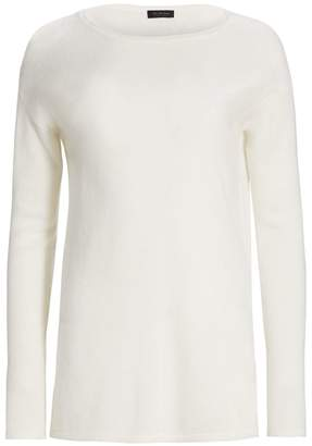 Saks Fifth Avenue Cashmere Rolled Neck Tunic