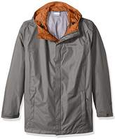 Columbia Men's Big & Tall Watertight II Packable Rain Jacket