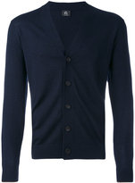 Paul Smith V-neck cardigan - men - Merino - S