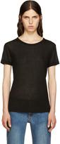 A.P.C. Black Camille T-Shirt