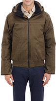 Canada Goose Men's Rossland Parka Black Label-GREEN