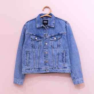 Dr. Denim Denim Jacket - cotton | blue | Denim Cotton | L . - Blue/Blue