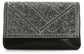 Lulu Townsend Rock Geo Clutch