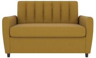 Novogratz Brittany Sofa Bed Novogratz Upholstery Color: Mustard