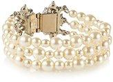 Ben-Amun Multi-Strand Mixed Pearl Bracelet