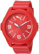 Puma Men's '91131' Quartz Red Casual Watch (Model: PU911311003)
