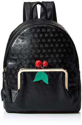 Betsey Johnson Cherry Mio Large Backpack
