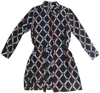 Uniqlo Black Silk Dress for Women