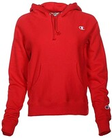 Champion LIFE Reverse Weave(r) Hoodie - Small C (Scarlet) Women's Clothing