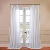 "EFF Solid Sheer Window Panel - 50"" x 120"""