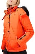 Topshop Women's Hero Puffer Ski Jacket