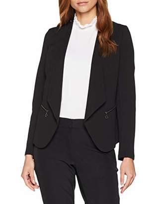 Comma Women's 81.811.54.4139 Suit Jacket, Black 9999