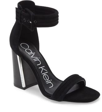 Calvin Klein Rochanda Ankle Strap Sandal
