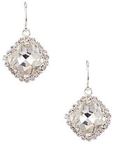 Cezanne Round Drop Earrings