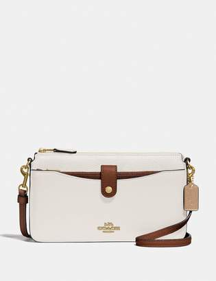 Coach Noa Pop-Up Messenger In Colorblock
