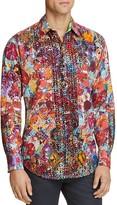 Robert Graham Limited Edition Indian Art Classic Fit Button-Down Shirt