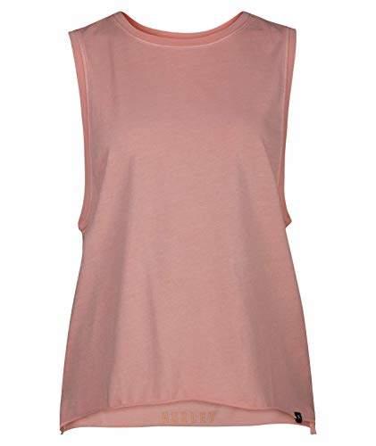 Hurley Women's Apparel Women's Washed Muscle Tank Top