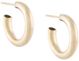 Laura Lombardi Medium Hoop Earrings