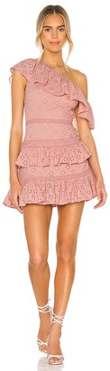 NBD Zhenya Mini Dress