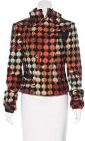 Emilio Pucci Patterned Wool Jacket