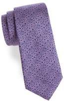 Burma Bibas Floral Silk Tie