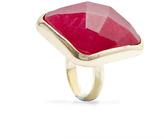 MANGO Ring oversized stone
