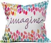 Deny Designs Garima Dhawan Imagine 1 Indoor/Outdoor Throw Pillow