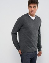 French Connection V Neck Jumper