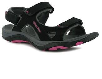 Karrimor Womens Antibes Ladies Sandals Summer Walking Shoes Footwear Black UK 5