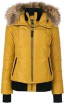 Mackage double zip puffer jacket
