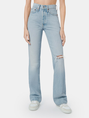 RE/DONE 70s High Rise Bootcut Jeans