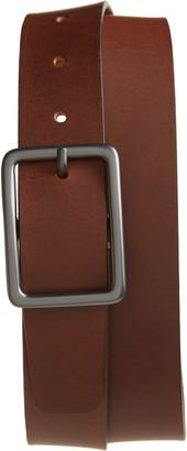 Nordstrom Dylan Rubberized Leather Belt