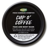 Lush Clothing Cup O' Coffee Face and Body Mask 5.2oz