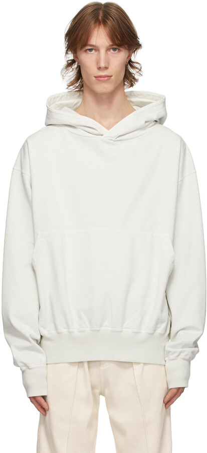 Thumbnail for your product : Kuro Off-White Giza Suvin Hoodie