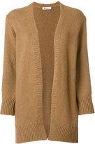 Dondup long cardigan - women - Polyamide/Alpaca/Merino - XS