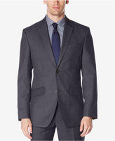 Perry Ellis Men's Classic-Fit Performance Tonal Dobby Blazer