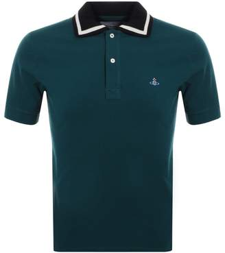 Vivienne Westwood Polo T Shirt Green
