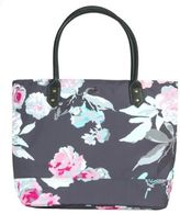 Joules New Womens Grey Cariwell Polyester Handbag Handbags
