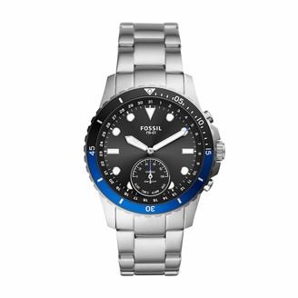 Fossil Men's FB-01 Stainless Steel Hybrid Smartwatch