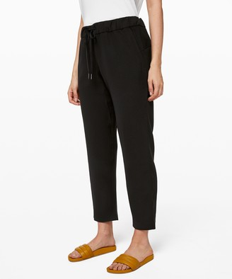 """Lululemon On the Fly 7/8 Pant 27"""" *Woven"""