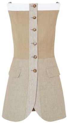Burberry Panelled Waistcoat