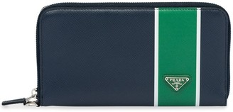 Prada Colour Block Document Holder