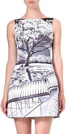 Mary Katrantzou Blossom-print dress