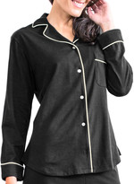 N. Lusome Donna Jersey Pajama Shirt