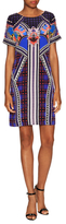 Mary Katrantzou Cameron Silk Printed Shift Dress