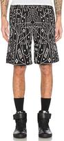 Marcelo Burlon County of Milan Salomon Shorts in Black. - size XL (also in )