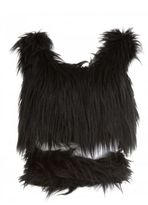 MM6 MAISON MARGIELA Mm6 Fur Waistcoat