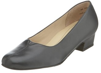 Trotters Women's Doris Navy Pump 8 N
