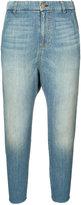 Nili Lotan high-waist cropped jeans - women - Cotton - 26